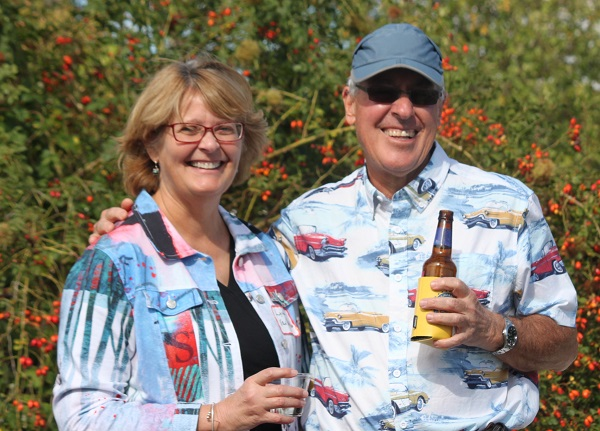 Roger and Lynn Van Vreede support Wisconsin's Green Fire