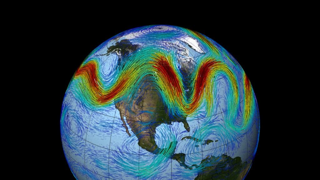 Jet Stream_NASA