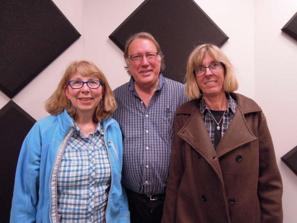 Nancy Larson, Glen, Terry Daulton