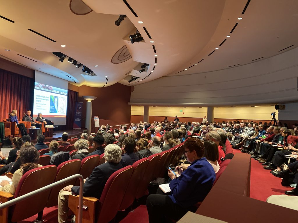 Climate Fast Forward Conference Nov 8, 2019. Photo by Don Behm